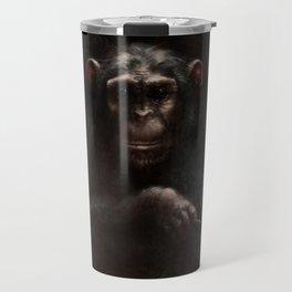Chimpanzee II Travel Mug