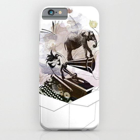 Box of life iPhone & iPod Case