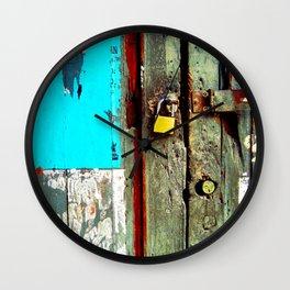 Lottery. Wall Clock