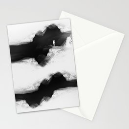 Hello from the The White World Stationery Cards