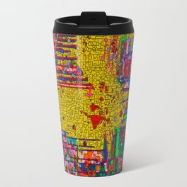 Golden Gate River Revenge Revised. Travel Mug