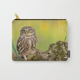 A little owl Carry-All Pouch