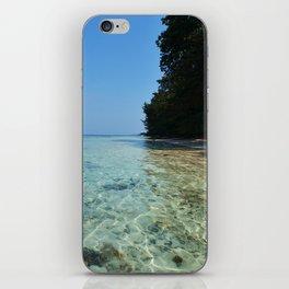 Pulau Vibes vers.2 iPhone Skin