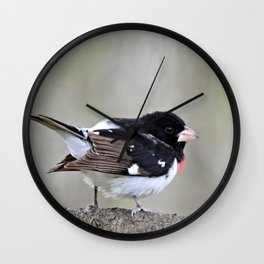 A Touch of Class Wall Clock