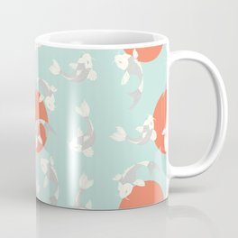 Koi fish pattern 005 Coffee Mug