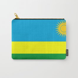 Rwanda country flag Carry-All Pouch