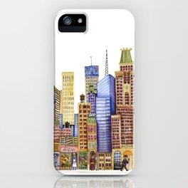 Little City iPhone Case