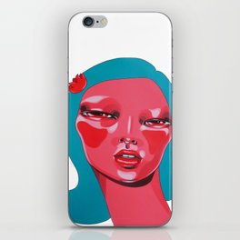 INTERLOCKED iPhone Skin