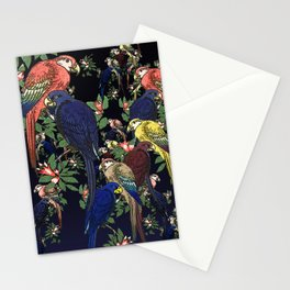 Parrotphenalia Stationery Cards