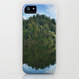 Reflection - Lake Alpine iPhone Case