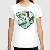 super hero T-shirts featuring Hero by Beery Method