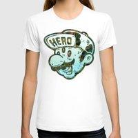 hero T-shirts featuring Hero by Beery Method
