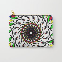 Kelsey Mandala Carry-All Pouch