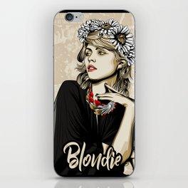 Debbie Harry - Blondie iPhone Skin