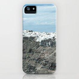 Santorini, Greece 16 iPhone Case