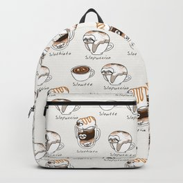 Slow Life Coffee Backpack