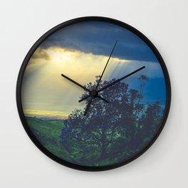 Dream of Mortal Bliss Wall Clock