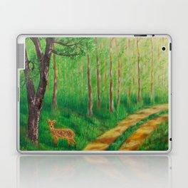 Lonely Time Laptop & iPad Skin