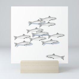 Sardina Mini Art Print