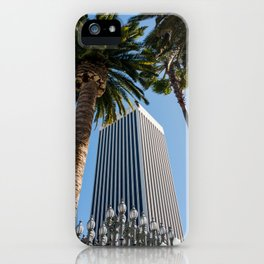 Robert Irwin Primal Palm Garden iPhone Case
