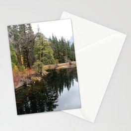 Yosemite Trees Stationery Cards
