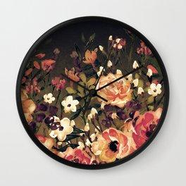 Vintage Garden 2 (Tropical Paradise) Wall Clock