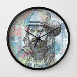 Sometimes I Cry Wall Clock