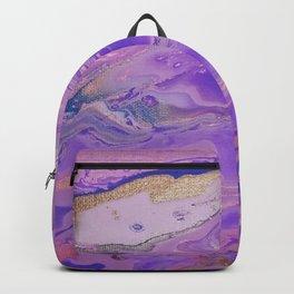 Purple Mudslide Backpack