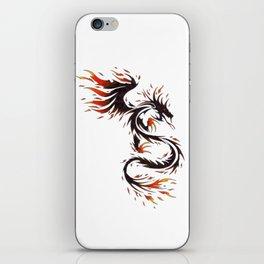 Spirit of Fire Dragon iPhone Skin