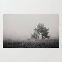 the fog ... Rug