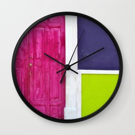 Entrance Wall Clock