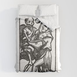 Death dancer Comforters