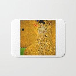 Gustav Klimt A Bloch Bauer Bath Mat