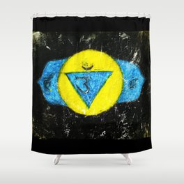 Ajna Shower Curtain