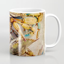 Blue Crabs Coffee Mug