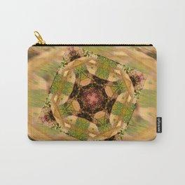The hidden cross mandala Carry-All Pouch