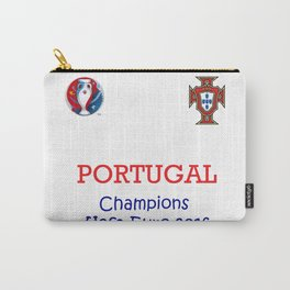 Champion Uefa Euro 2016 Portugal Carry-All Pouch