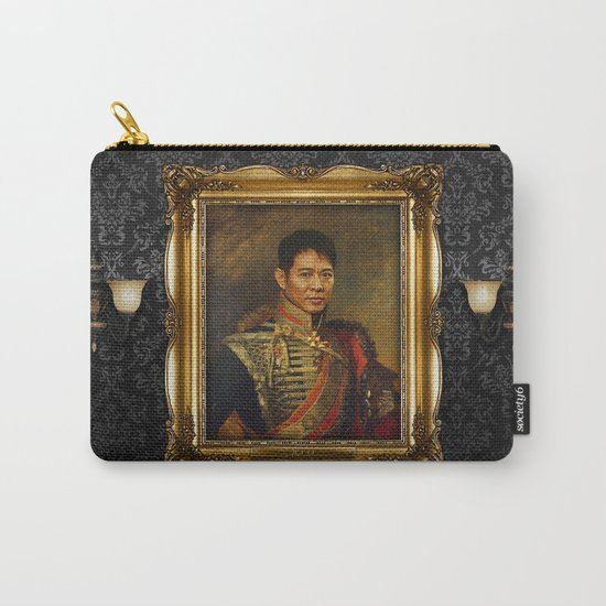 Jet Li - replaceface Carry-All Pouch
