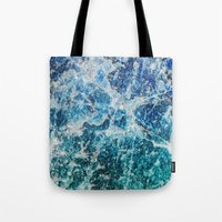 mineral Tote Bags featuring MINERAL MAGIC by Catspaws