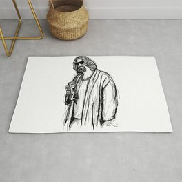 The Dude Rug