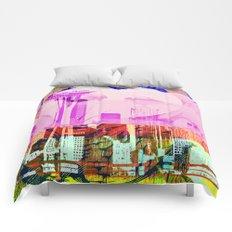 Seattle | Project L0̷SS   Comforters