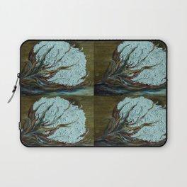 Four Square Cotton Laptop Sleeve