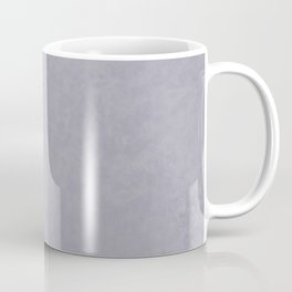 Pantone Lilac Gray, Liquid Hues, Abstract Fluid Art Design Coffee Mug
