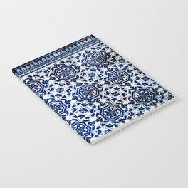 Cobalt Flourish Notebook