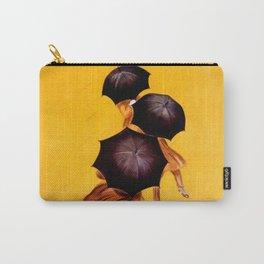 Leonetto Cappiello Revel Umbrella Advertising Poster Carry-All Pouch