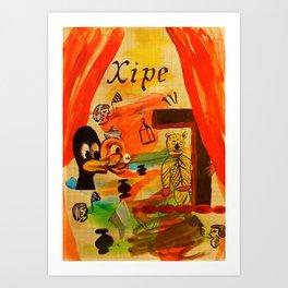Tarde o temprano Art Print