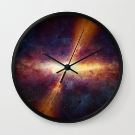 Quasar Wall Clock