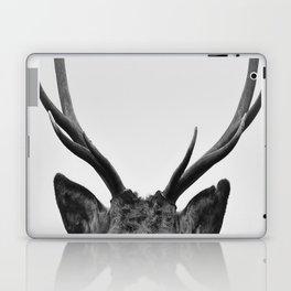 Stag antlers Laptop & iPad Skin