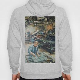 Printing Shop Hoody