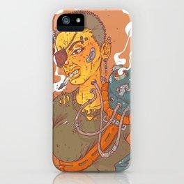 MECH-ARM MATILDA iPhone Case